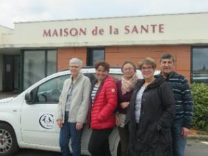 Conseil d'administration et Bureau du centre infirmiers Bouaye / Les sorinières